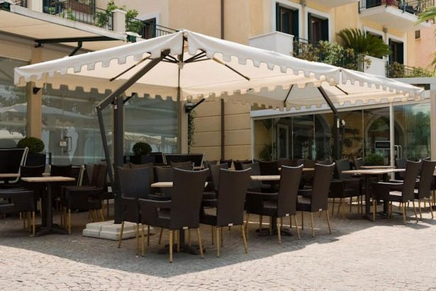 Gazebo tende e ombrelloni for Ikea ombrelloni terrazzo