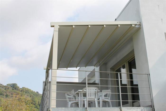 Stunning Pergole Da Terrazzo Gallery - Idee Arredamento Casa ...