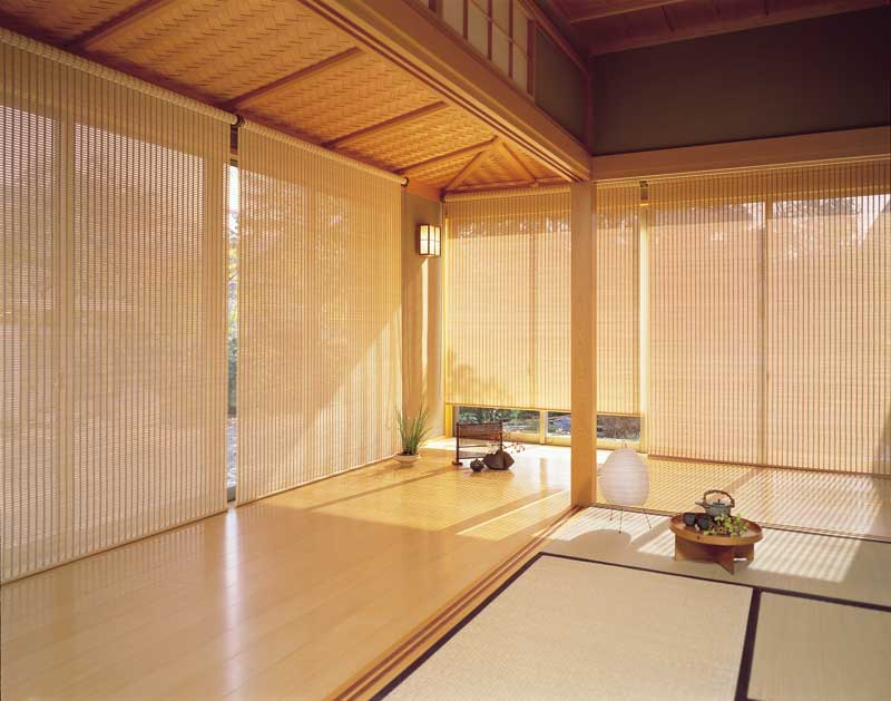 Tende Per Esterno In Bambu.Tende A Rullo Bamboo Tende A Rullo Tenda A Rullo Di Bambu Tenda Di